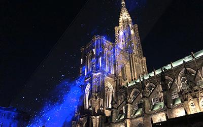 Strasbourg s'illumine tout l'été